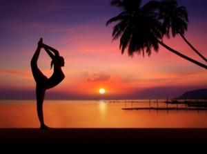 Dot to Trot's smooth yoga moves? Nope. An image courtesy of ponsuwan/ FreeDigitalImage.net