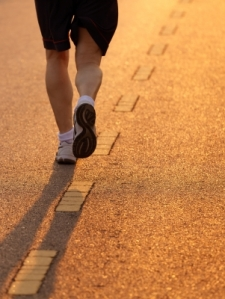 Looking to hit my goal of walking in five 5Ks in 2013. Image courtesy of Sura Nualpradid/FreeDigitalPhotos.net