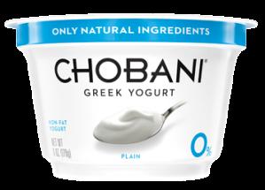 Some of my favorite things, like Greek yogurt, are back on the menu!