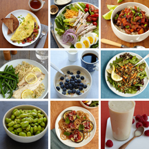 Simple Start meals