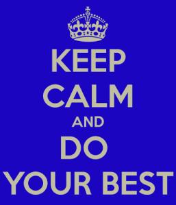 keep calm Best