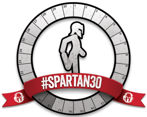 Thanks to my knee injury, I've finally learned my lesson of stretching everyday. So I'm joining Spartan Race's newest 30-Day Challenge - 5 Stretches a Day.
