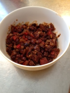 Yum! I love chili and this easy to make Simple Start recipe hit the spot this week.