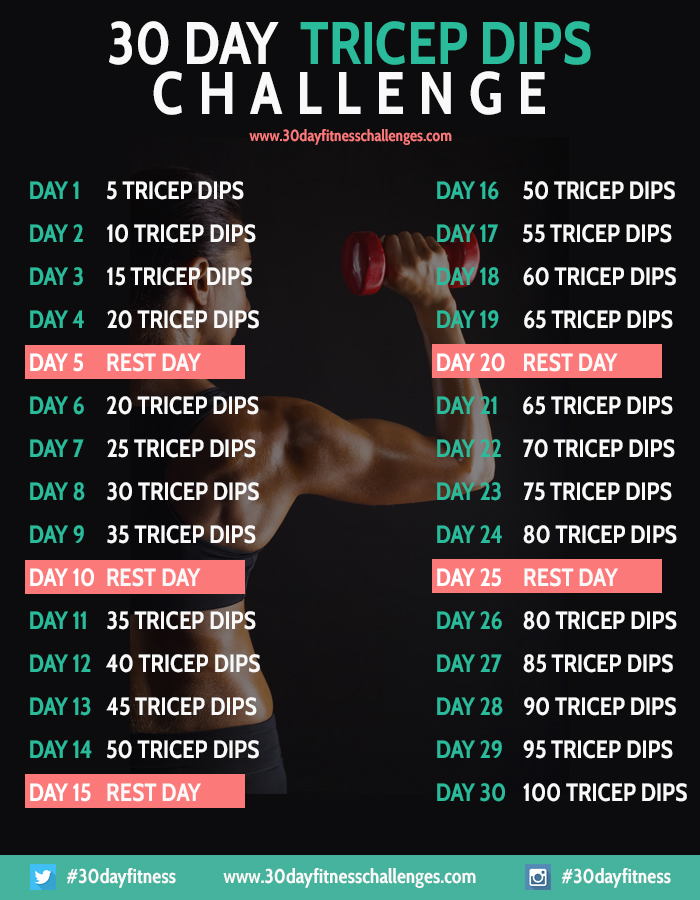 Watch One Day Push-Up Challenge video