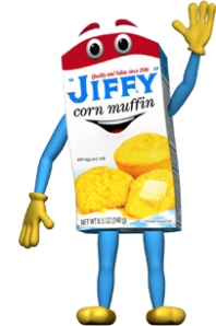 I love me some Jiffy corn muffin mix, my dad's favorite when making his stuffing. This time around coconut flour will replace my beloved cornbread mix. That will keep the carb and point count down.