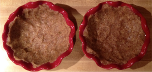 "Under 6"" in diameter, these pie pans are a great way to make smaller, pre-portioned pies."