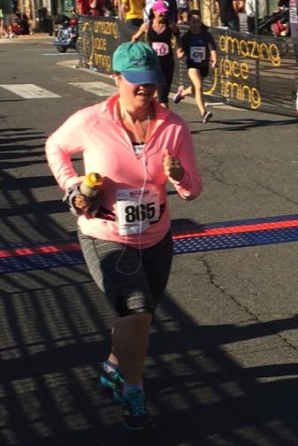 crossing finish line 2015