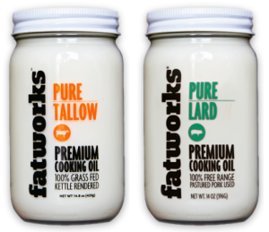 Yummy! Ordered my first batch of lard and beef tallow. Next month, I hope to actually try rendering unprocessed lard and tallow from local farmers.