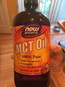MCT oil is a very healthy saturated fat, but you need to ease your body into it. Otherwise tummy troubles commence.