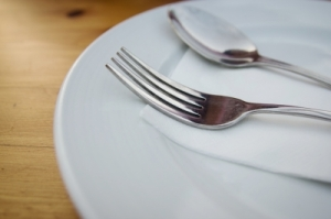 fork-plate